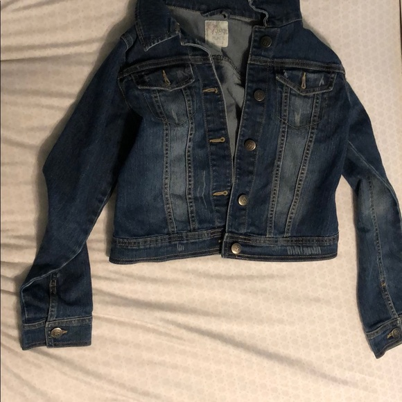 1989 Place Other - Kids jean jacket